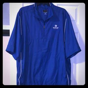 Greg Norman Men's short sleeved rain gear